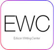 edison writing center logo